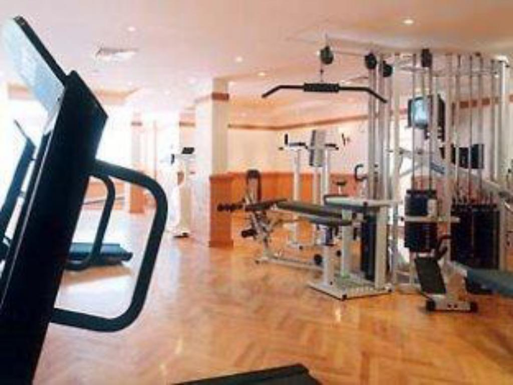 fitness centrum Crystal Sharm Hotel