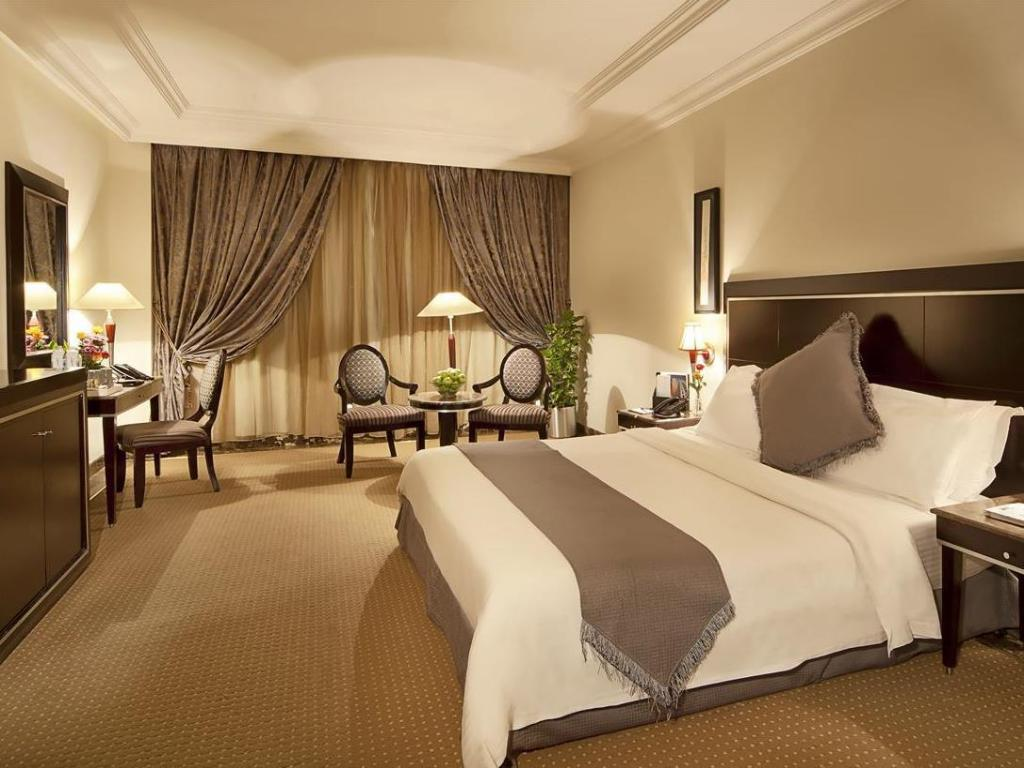 Deluxe Rooms King Coral Al Khobar Hotel