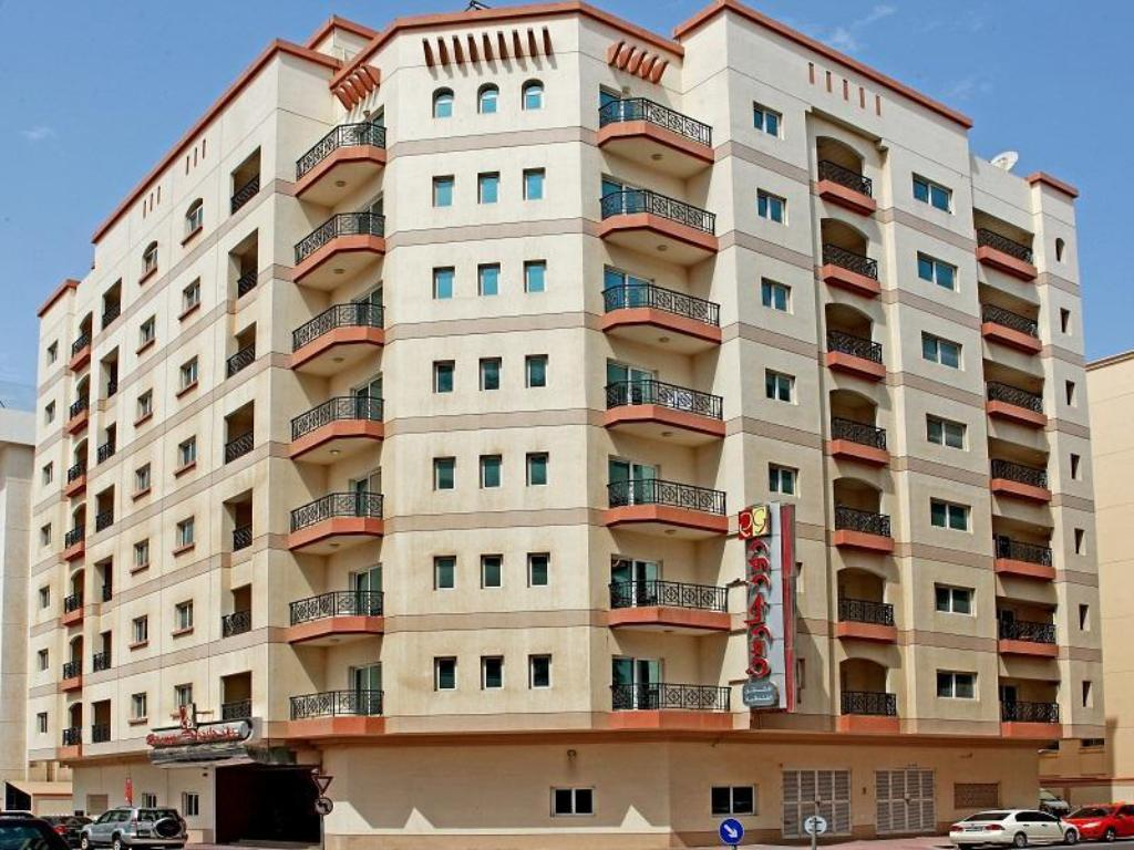 柏迪拜玫瑰花園飯店公寓 (Rose Garden Hotel Apartments Bur Dubai)