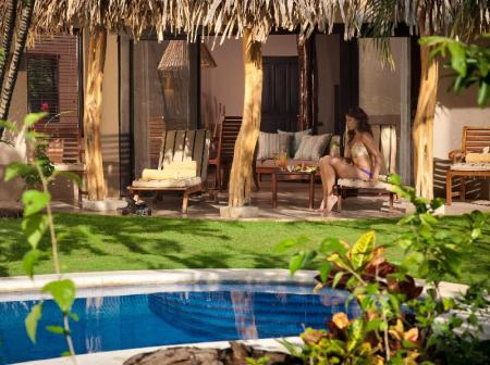 Swimming pool Cala Luna Boutique Hotel & Villas