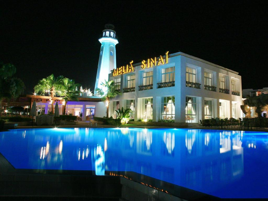 More about Melia Sinai Hotel