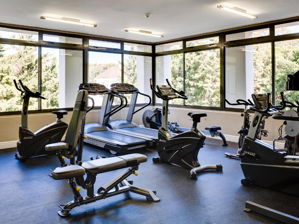 fitness centrum Protea Hotel by Marriott Cape Town Waterfront Breakwater Lodge