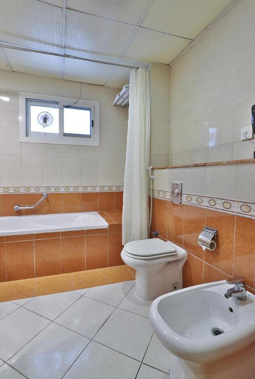 Standard Two-Bedroom Apartment - Bathroom