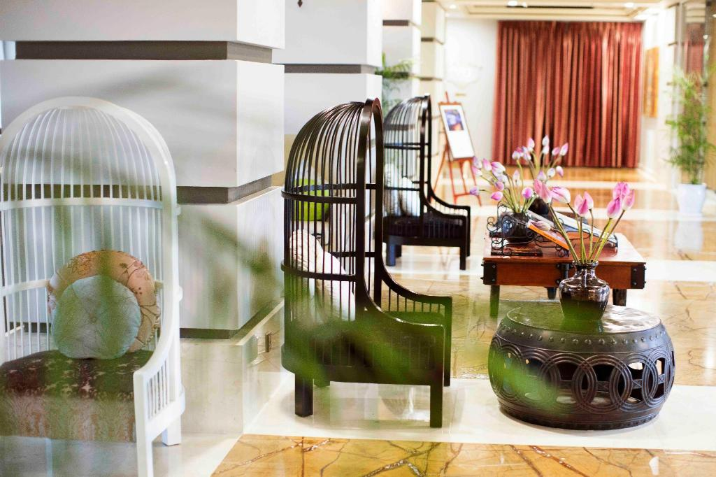 Empfangshalle Hotel Royal Hoi An - MGallery