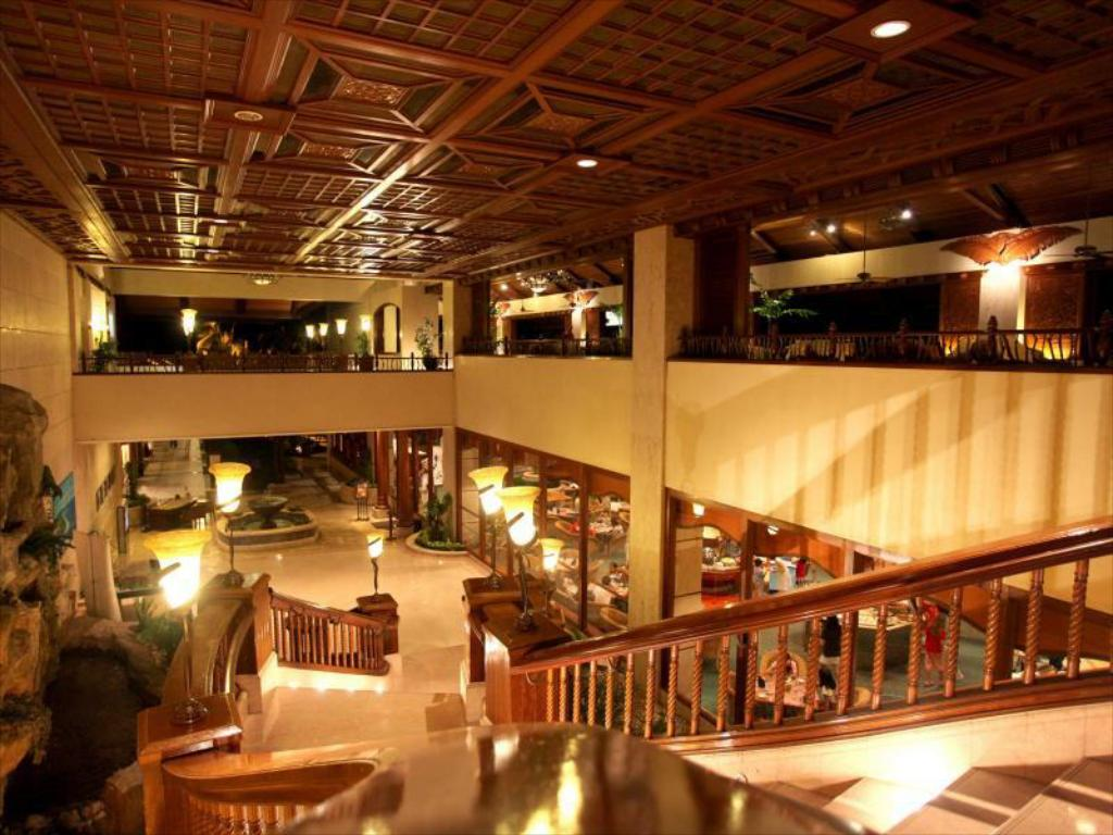 Interior view Nexus Resort & Spa Karambunai