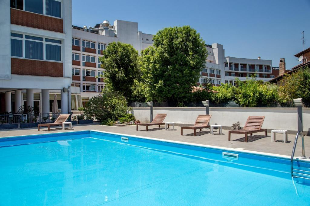 Swimming pool [outdoor] Hotel Capannelle