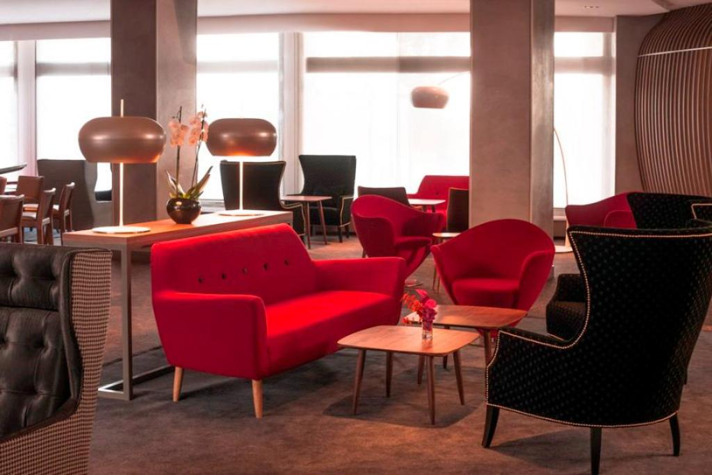 Interieur Mercure Paris CDG Airport & Convention Hotel