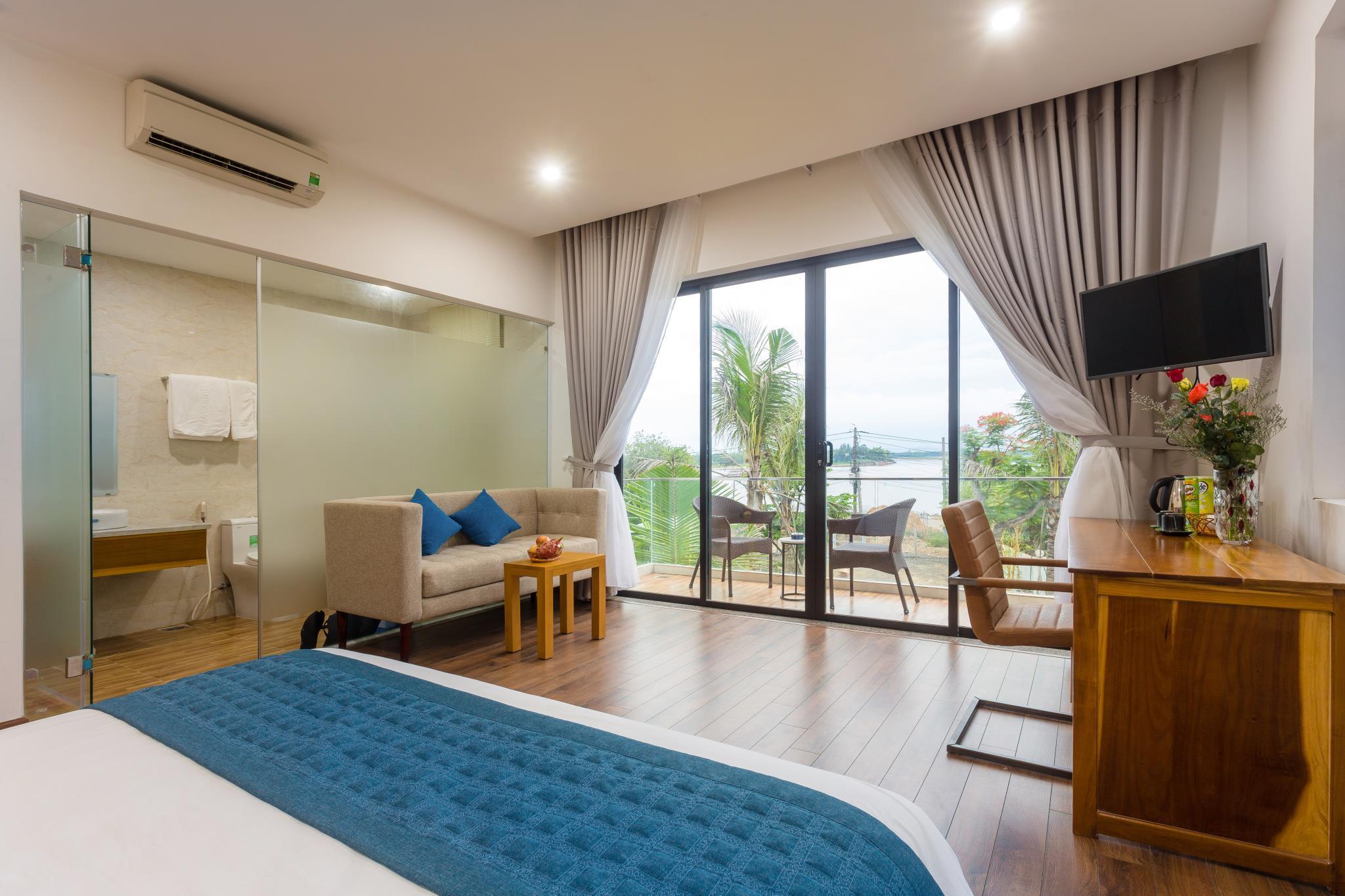 Suite Mit Flußblick (Suite River View)