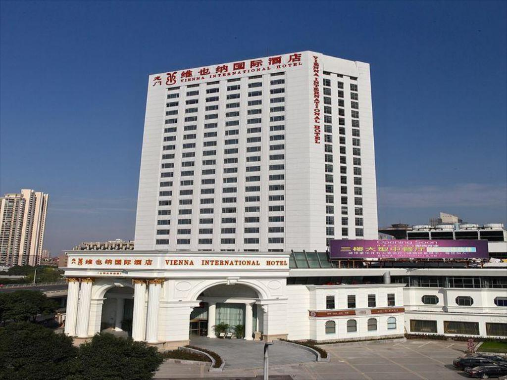 Vienna International Hotel Shanghai
