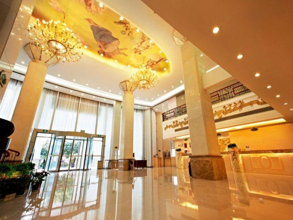 Book Vienna International Hotel Shanghai Railway Station Long Men Branch In China