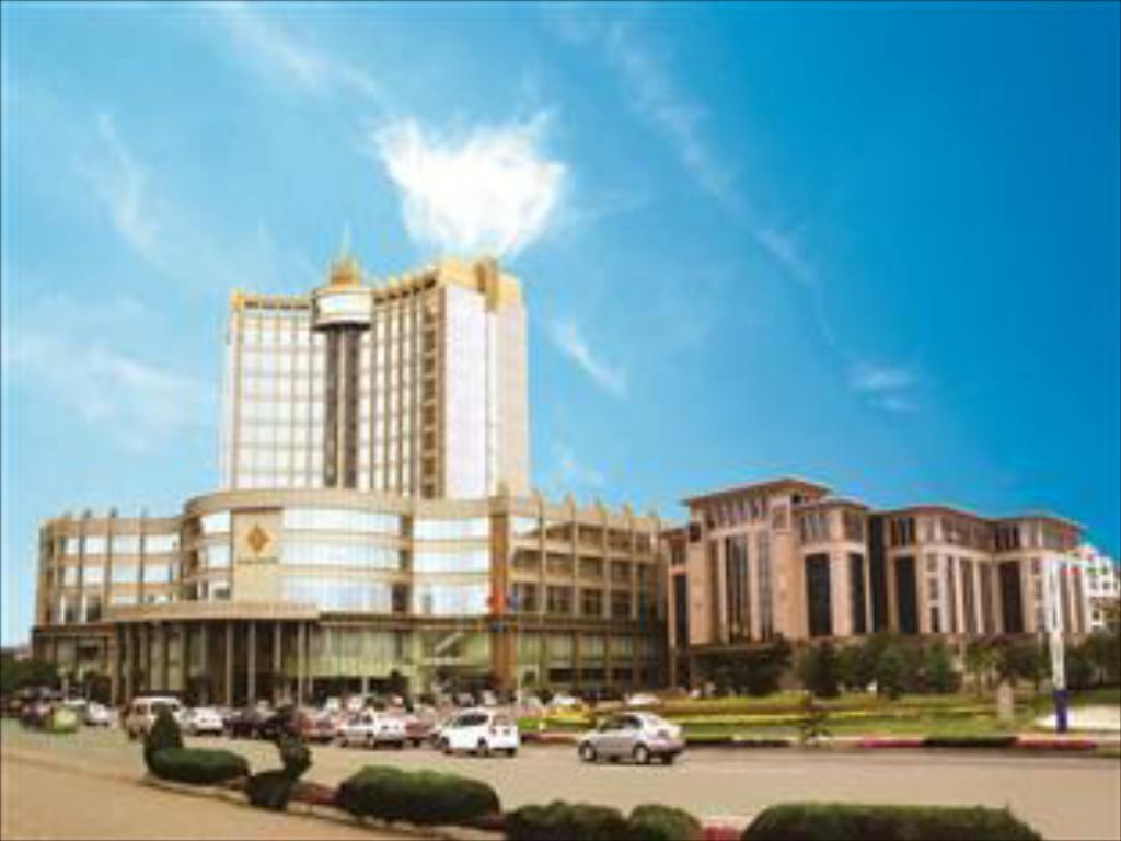 Meer over Changshu Jinling Tianming Grand Hotel