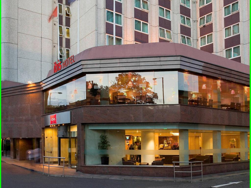 Kinh nghiệm du lịch Ibis London Earls Court Hotel