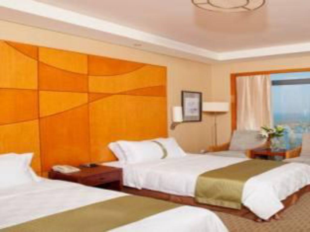 Deluxe City View Twin Bed - Bed Seaview Hotel Qinhuangdao