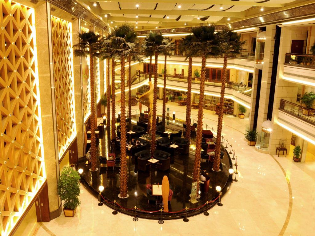 Lobby Tian Heng International Hotel