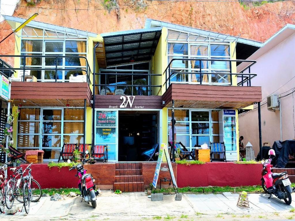 More about 2W Beach Hostel