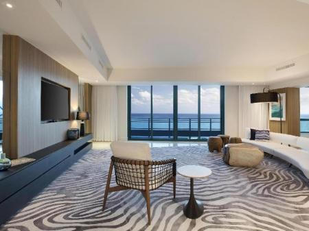 Interior view Diplomat Beach Resort Hollywood Curio Collection by Hilton