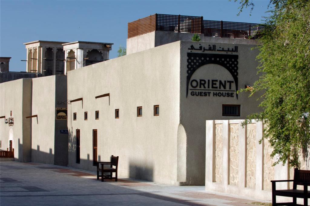 Meer over Orient Guest House