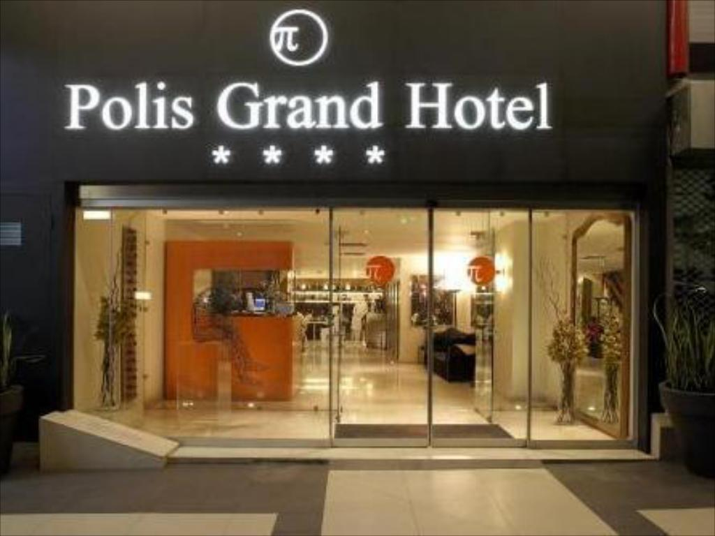 More About Polis Grand Hotel