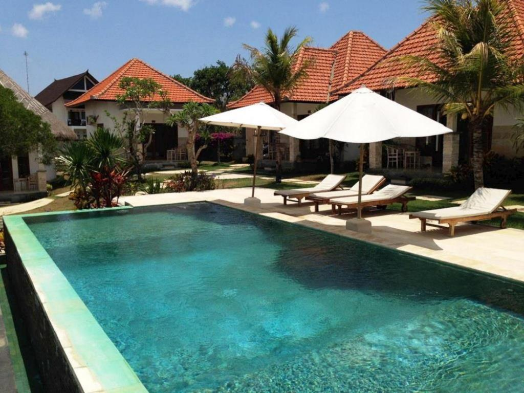 Swimming pool Villa Tanjung Simah