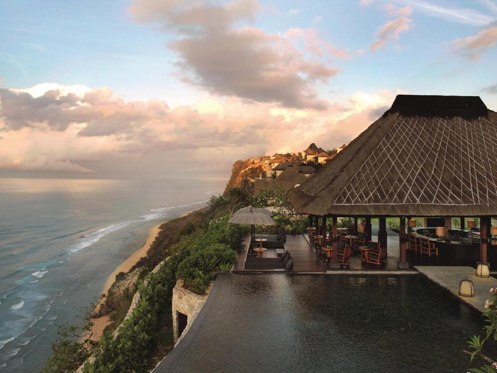Bulgari Resort Bali im Detail