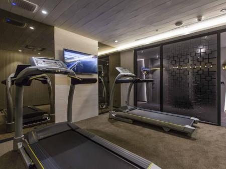 Fitness center The Cloud Hotel