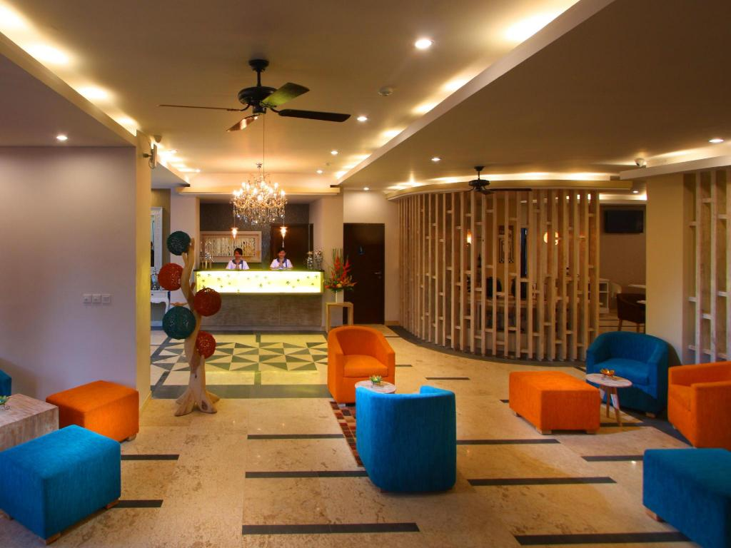 Lobby Destiny Boutique Hotel