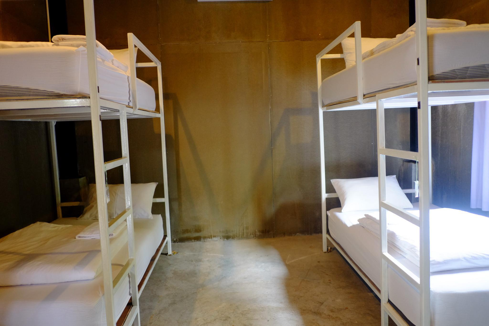 4 Bed in Dormitory