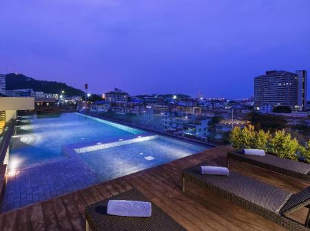 Swimming pool [outdoor] Citadines Grand Central Sri Racha