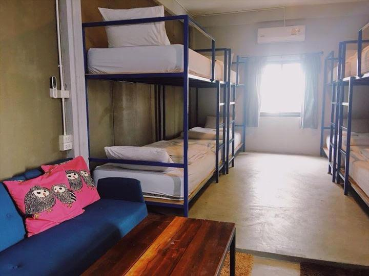 Dortoir 8 Lits (8-Bed Dormitory)
