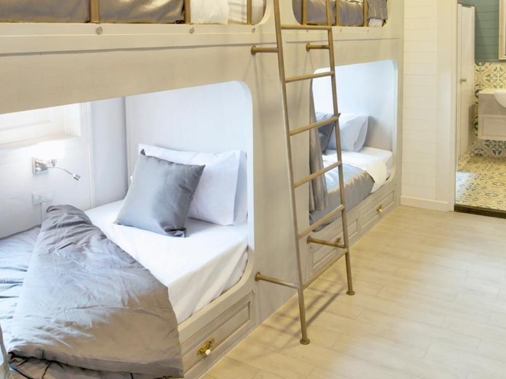 Lit Superposé 3 Étages golden mountain hostel | bangkok offres actualisÉes 2020 à