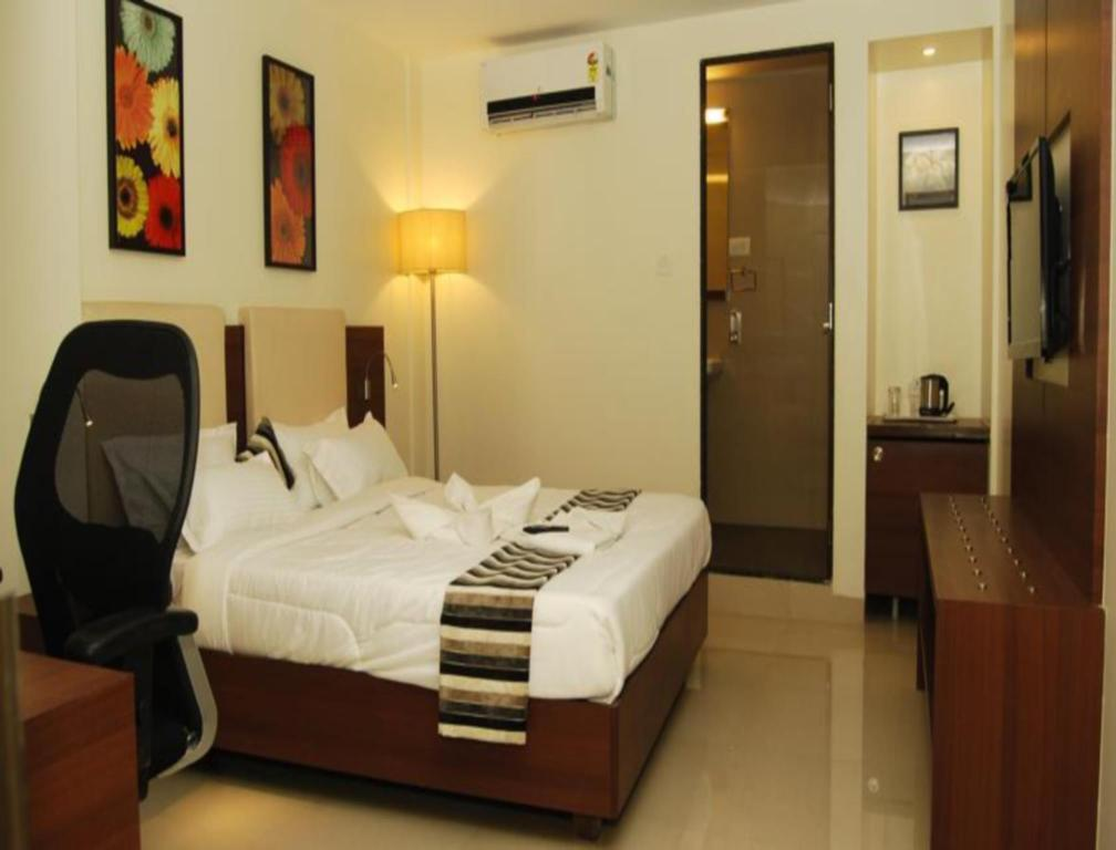 Aboos Hotel Concord Galaxy Mumbai India