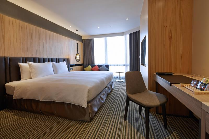 【限時超值優惠】標準雙人房 - 免費升級 (Standard Double Room - Best Value & Limit Time Offer, Free Upgraded)