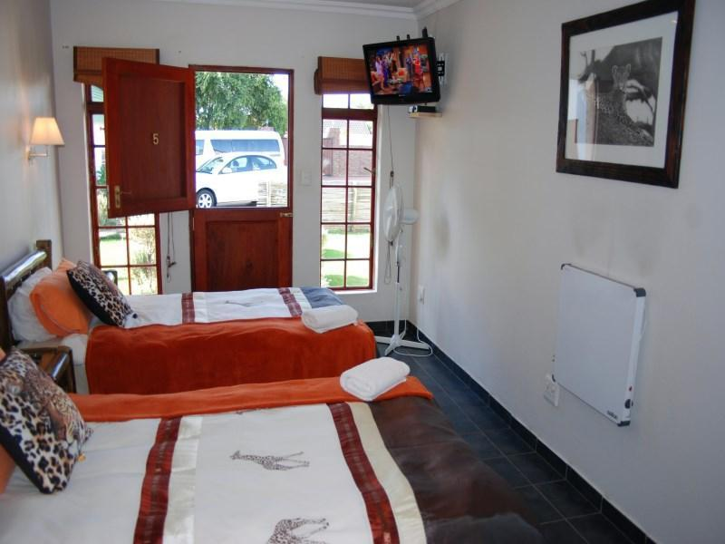Habitación 5 Doble - 2 camas (Room 5 - Twin Room)
