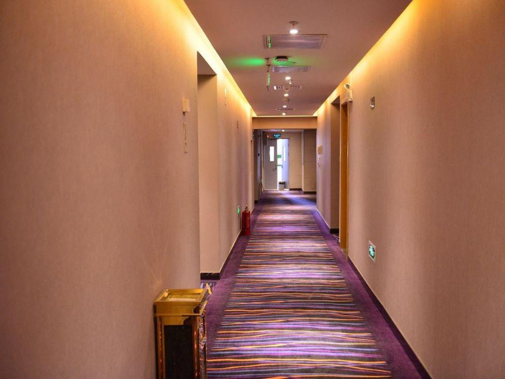 Vista interior Super 8 Beijing Chaoyang Park Dongfeng South Road Hotel