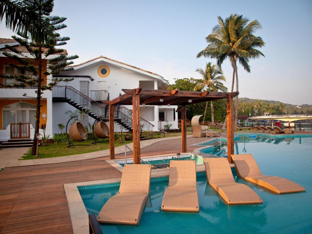 Acron Waterfront Resort in Goa - Room Deals, Photos & Reviews
