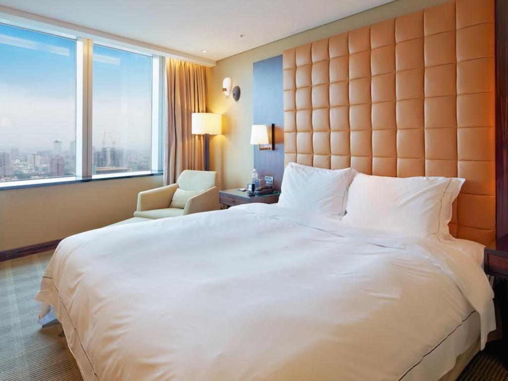 Standarta Double numurs The Landis Taichung Hotel ONE