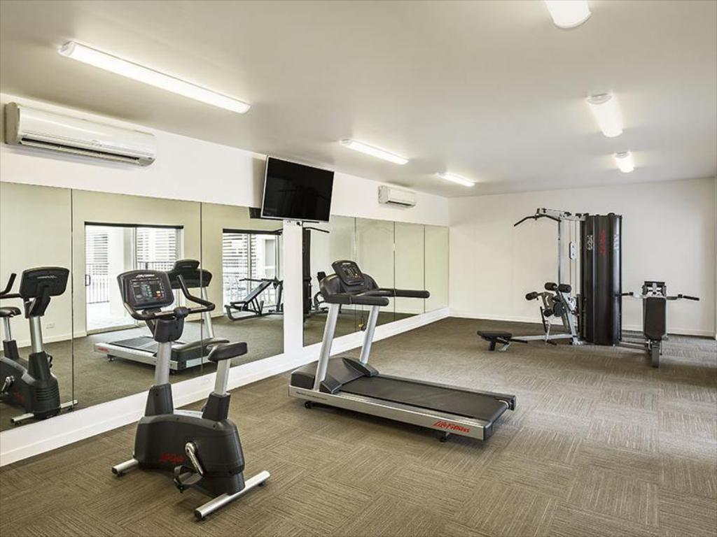 Fitness center Quest Townsville on Eyre Apartment
