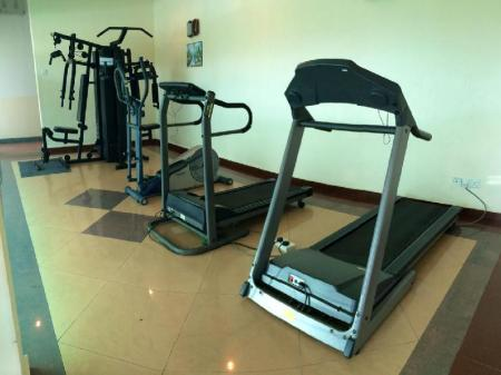 Fitness center Grand Far East Hotel
