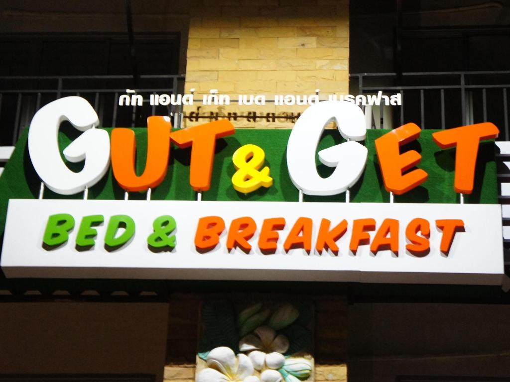 Gut and Get Bed and Breakfast