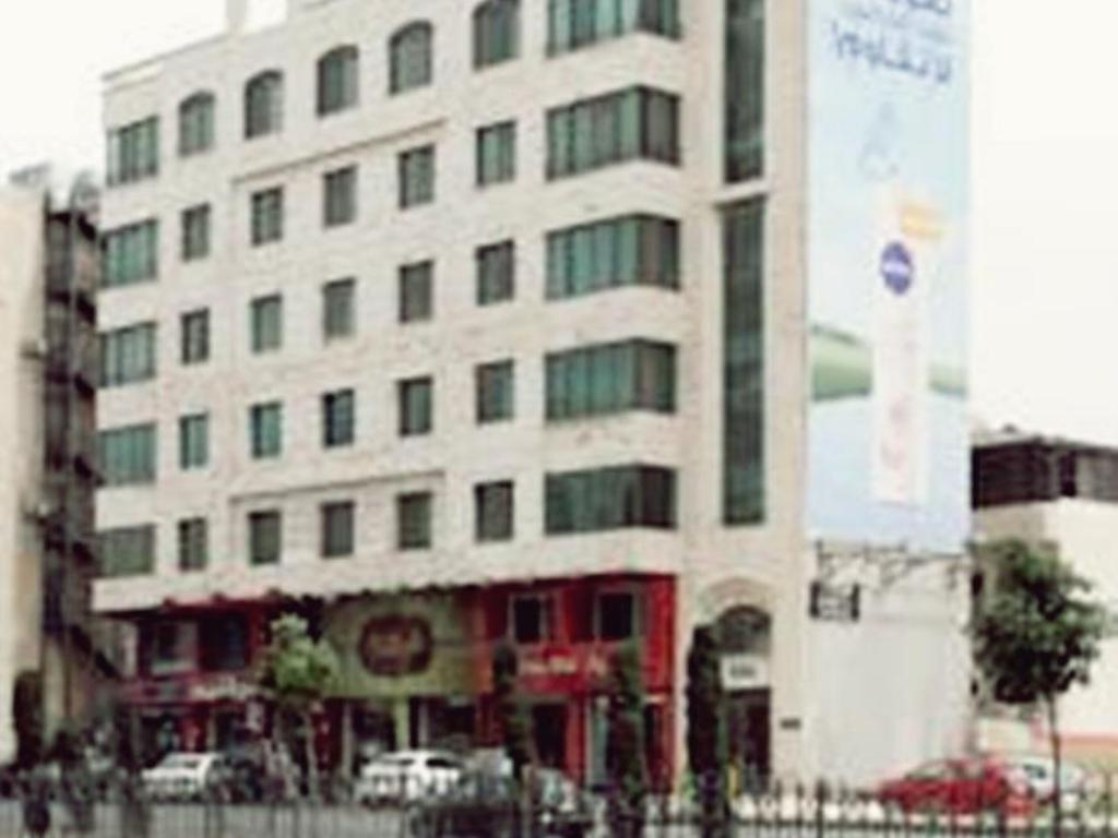 AL-Wahi Suit Apartments
