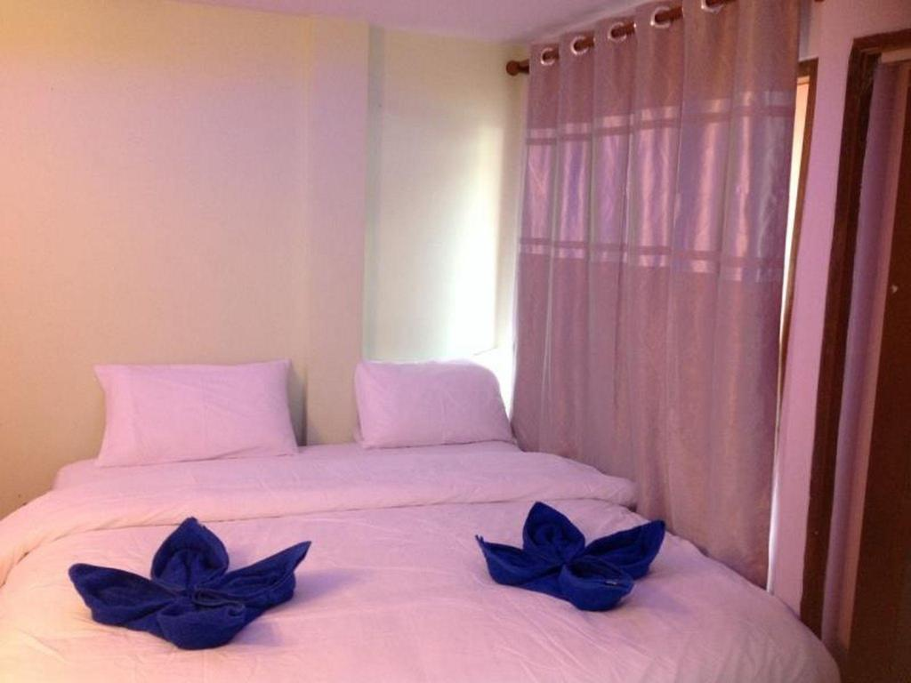 Superior Double Bed - Guestroom Palm Inn Lipe
