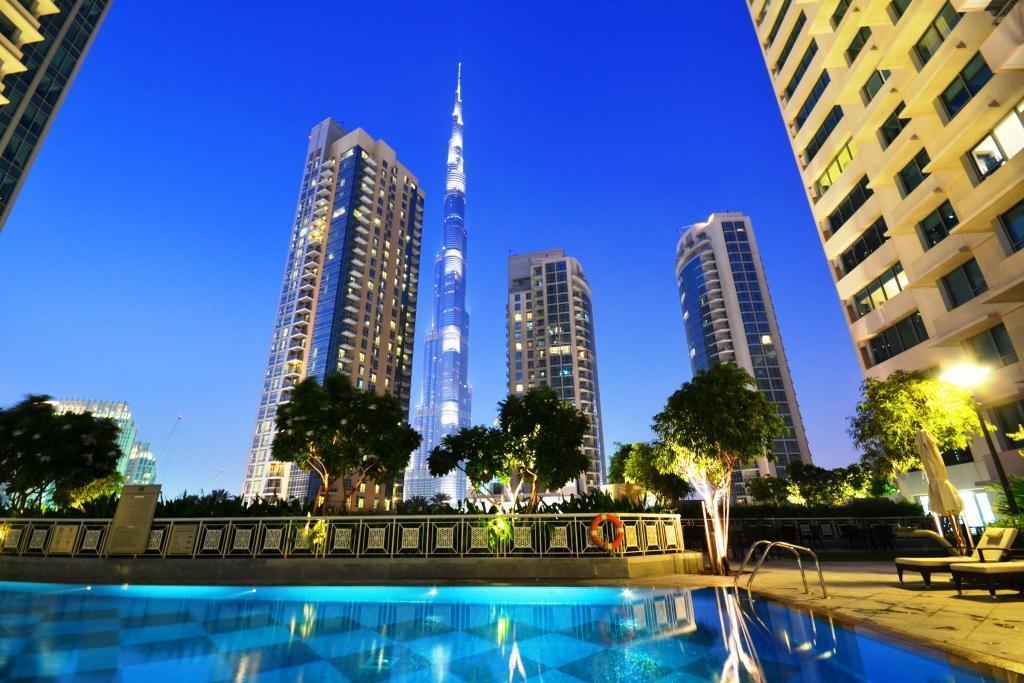 Vacation Bay 29 Boulevard Downtown Apartment Dubai ArabEmirates