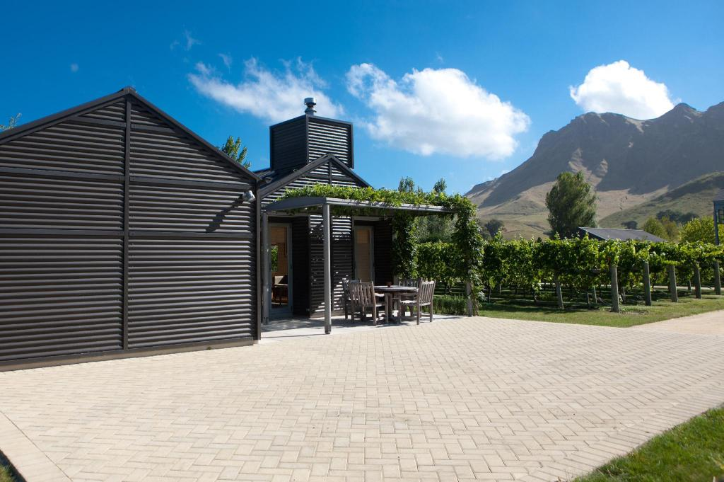 Two Bedroom Cottage - Utsikt Craggy Range Vineyard Cottages