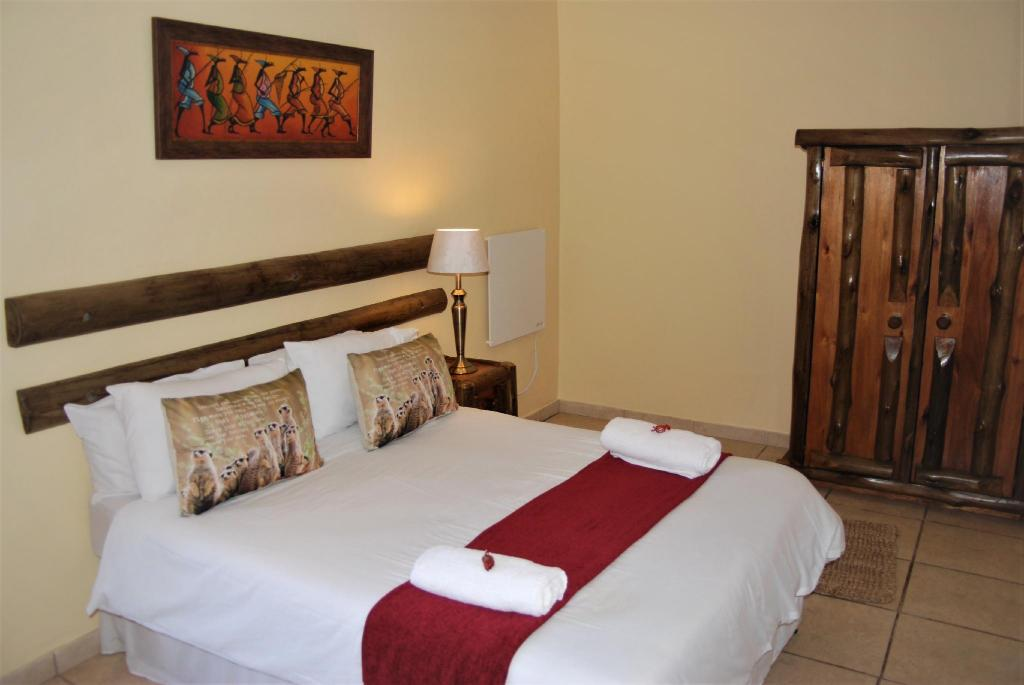 Habitación Familiar Clásica (6 invitados) - Cama Journeys Inn Africa Guest Hospedaje (Journeys Inn Africa Guest Lodge)