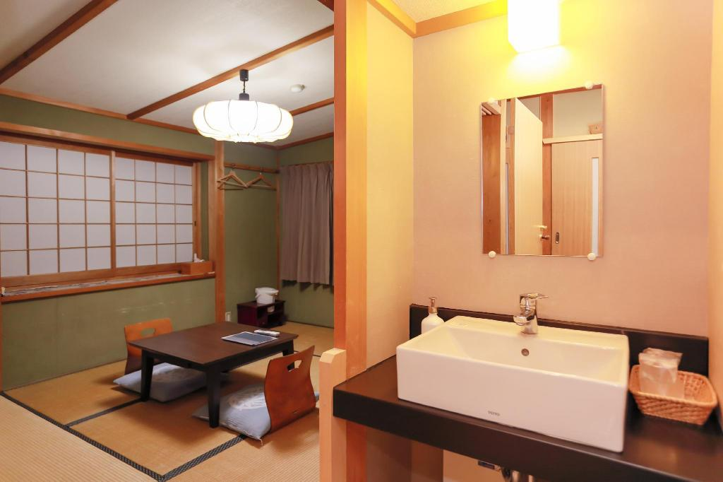 Japanese Style Mountain View - Guestroom Jinpuso Inn