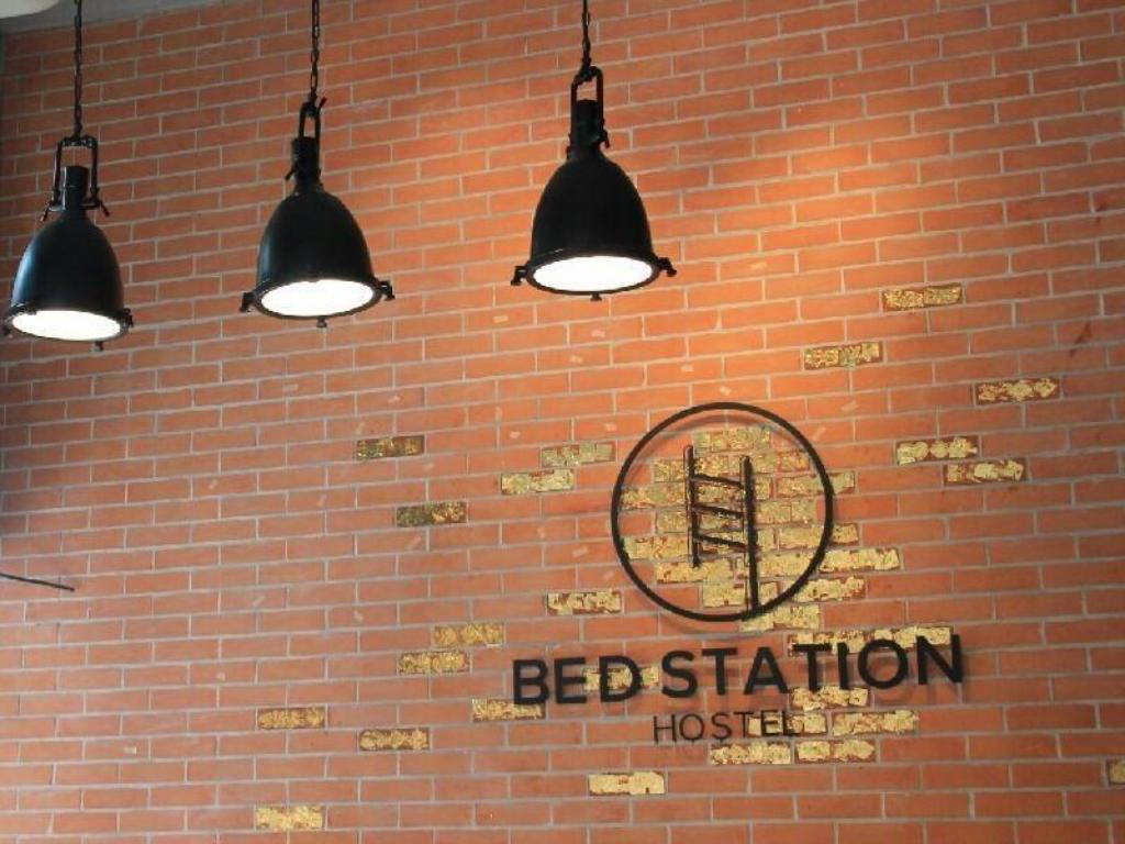 Lobby Bed Station Hostel