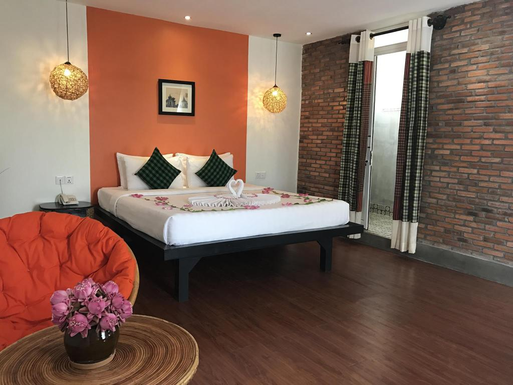 Double Room - Guestroom Rose Royal Boutique Hotel