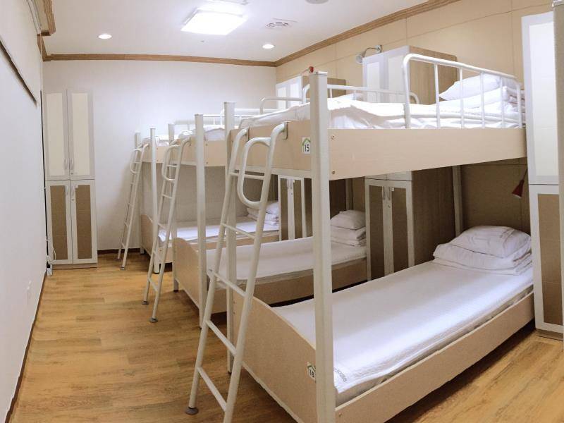 8-Bed Dormitory -- Female Only