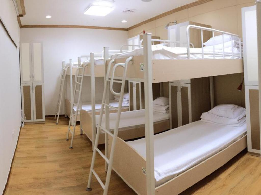 8-Bed Dormitory -- Female Only Yeosu Expo Guesthouse
