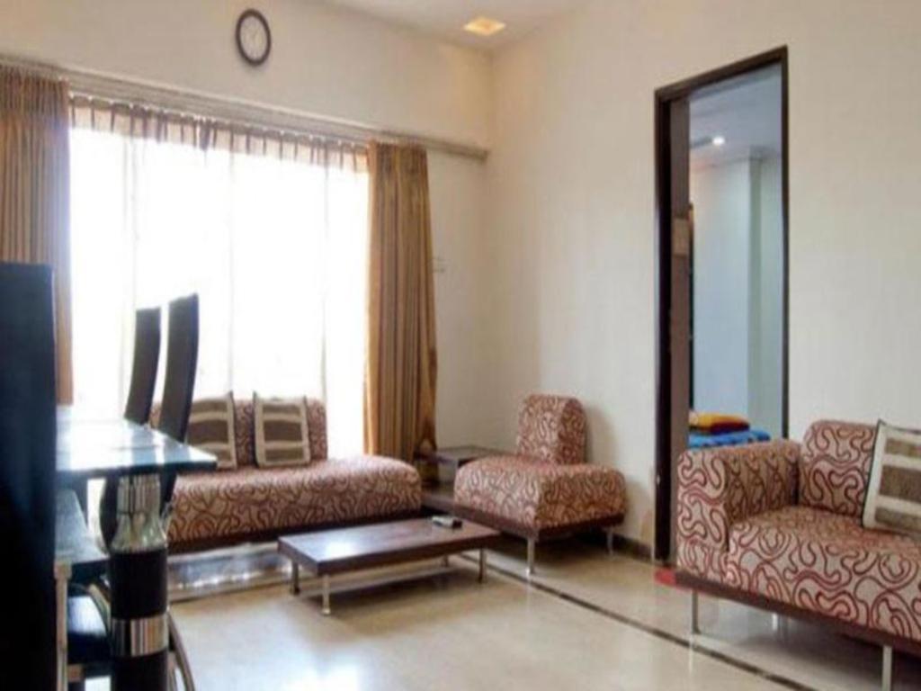 Sixth Sense Juhu Serviced Apartment in Mumbai - Room Deals